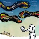 Andrea Rauch, Manifesto per Amletino, 2017